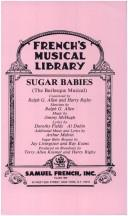 Cover of: Sugar babies | Jimmy McHugh