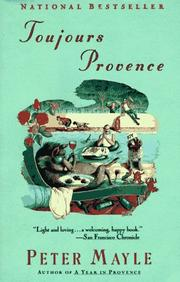 Cover of: Toujours Provence