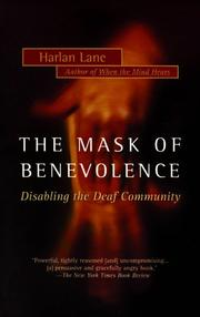 Cover of: The mask of benevolence