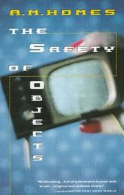 Cover of: The safety of objects