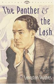 Cover of: The panther & the lash: poems of our times.