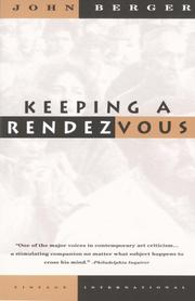 Cover of: Keeping a rendezvous