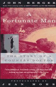 Cover of: A Fortunate Man | John Berger