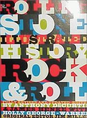 Cover of: The Rolling Stone Illustrated History of Rock and Roll | Rolling Stone Magazine
