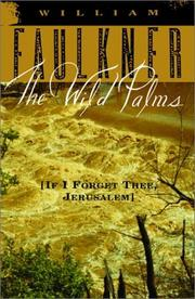 Cover of: If I forget thee, Jerusalem | William Faulkner