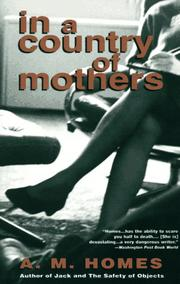 Cover of: In a country of mothers