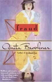 Cover of: Fraud