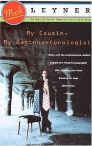 Cover of: My cousin, my gastroenterologist