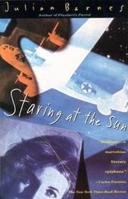 Cover of: Staring at the sun