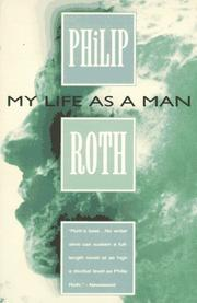 Cover of: My life as a man