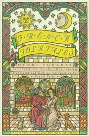 Cover of: FRENCH FOLKTALES