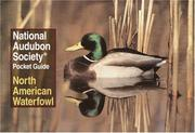Cover of: National Audubon Society Pocket Guide to Waterfowl (National Audubon Society Pocket Guides)