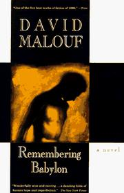 Cover of: Remembering Babylon