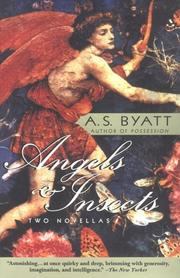 Cover of: Angels & insects: two novellas