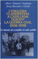 Cover of: La crida de la mar