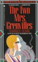 Cover of: The two Mrs. Grenvilles | Dominick Dunne