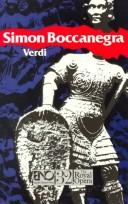 Cover of: Simon Boccanegra
