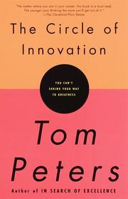 Cover of: The Circle of Innovation | Tom Peters