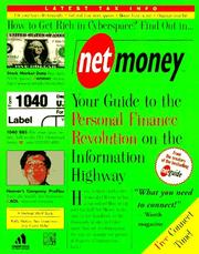 Cover of: Net money
