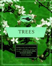 Cover of: Trees | Galen Gates