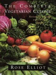 Cover of: The complete vegetarian cuisine