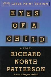 Cover of: Eyes of a child