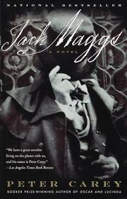 Cover of: Jack Maggs