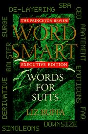 Cover of: Word smart executive edition | Liz Buffa