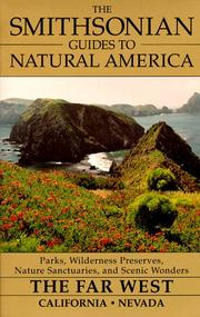 Cover of: The Smithsonian guides to natural America