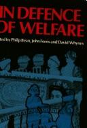 Cover of: In defence of welfare