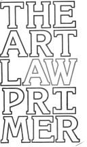 Cover of: The art law primer