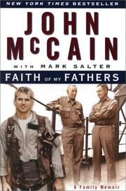 Cover of: Faith of my fathers
