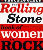 Cover of: The Rolling Stone Book of Women in Rock | Barbara O'Dair