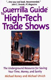 Cover of: Guerrilla Guide to High-Tech Trade Shows: