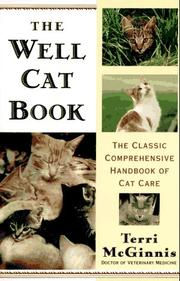 Cover of: The well cat book