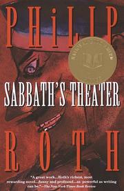 Cover of: Sabbath's theater