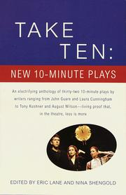 Cover of: Take ten |