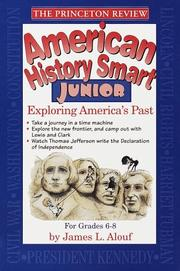 Cover of: American history smart junior