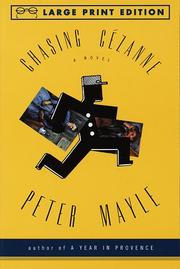 Cover of: Chasing Cezanne: a novel