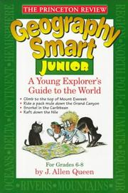 Cover of: Geography smart junior
