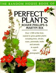 Cover of: Random House Book of Perfect Plants, The