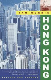 Cover of: Hong Kong = | Jan Morris