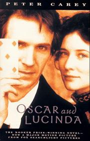 Cover of: Oscar and Lucinda