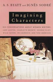 Cover of: Imagining characters
