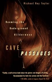 Cover of: Cave passages | Michael Ray Taylor