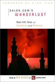 Cover of: Wanderlust |