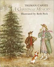 Cover of: A Christmas memory