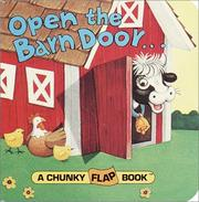 Cover of: Open the barn door--