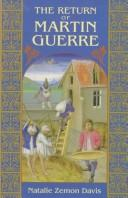 Cover of: Retour de Martin Guerre