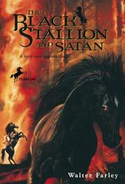 Cover of: The black stallion and Satan